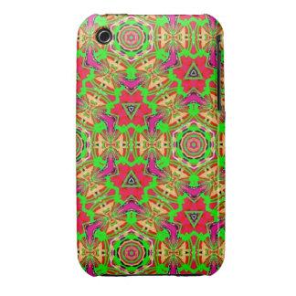 Strange unique pattern iPhone 3 Case-Mate case