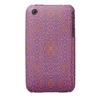 Strange unique pattern iPhone 3 Case-Mate cases