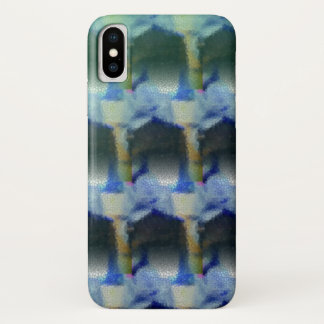 Strange unique pattern iPhone x case