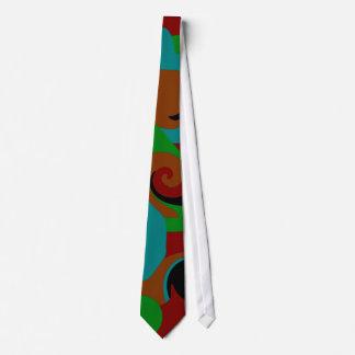 Strange View Tie