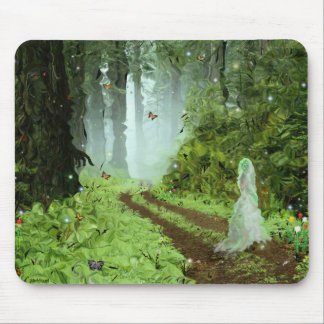Strange Woods, mousepad