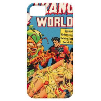 Strange Worlds -- Space Princess iPhone 5 Case