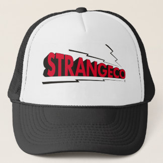 STRANGECO LOGO Trucker Hat