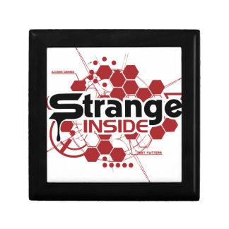 STRANGECRAFT SHIRT SMALL SQUARE GIFT BOX