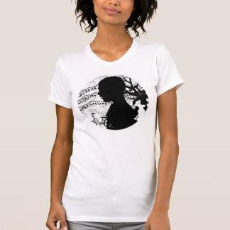 Stranger black and white T-Shirt