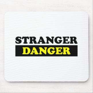 Stranger Danger Mouse Pad