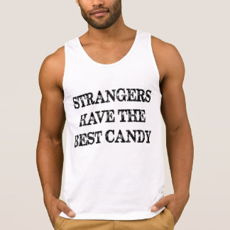 Strangers Have The Best Candy Singlet
