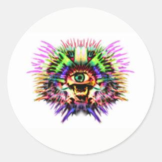 Strangery Sticker (round)