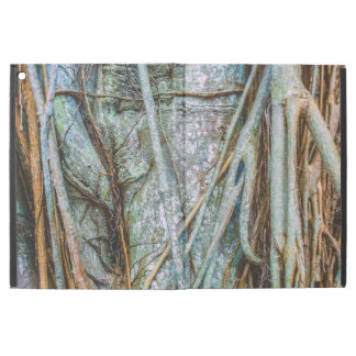 "Strangler Fig Abstract iPad Pro 12.9"" Case"