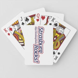 Strasburg Rocks! Playing Cards