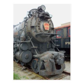 Strasburg Steam Locomotive 1 Postcard