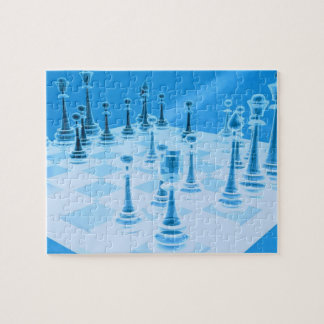 Strategic Chess Play Puzzle
