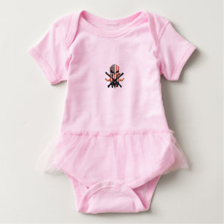 Strategic Savagery - Pink Savage Baby Outfit Baby Bodysuit