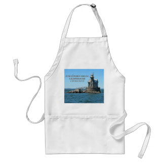 Stratford Shoal Lighthouse, Connecticut Apron