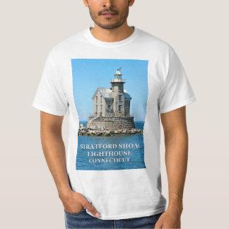Stratford Shoal Lighthouse, Connecticut T-Shirt