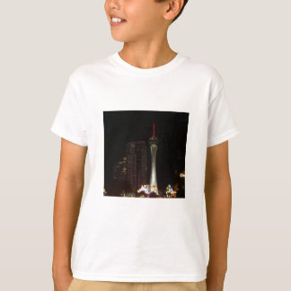 Stratosphere Tower Las Vegas Kid's T-shirt