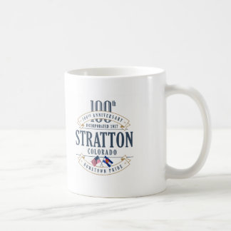 Stratton, Colorado 100th Anniversary Mug