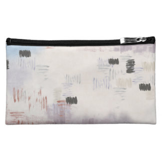 Stratum Abstract Cosmetics Case Cosmetic Bags