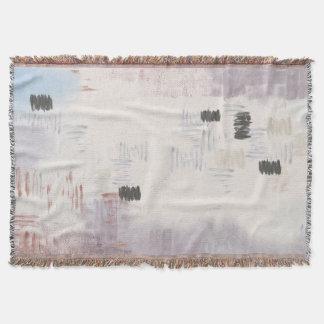 Stratum Abstract Fringe Blanket