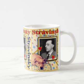 Stravinsky Coffee Mug