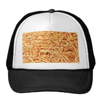 Straw, Abstract Design Cap