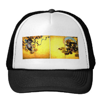 Straw bag house sect cap