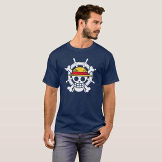 straw hat T-Shirt