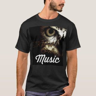 Straw Owl Music T Shirt