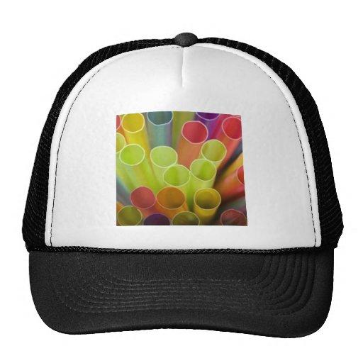 Straw Power Trucker Hats