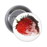 Strawberrie Pinback Buttons
