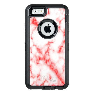 Strawberries and Cream Marble OtterBox iPhone 6/6s Case