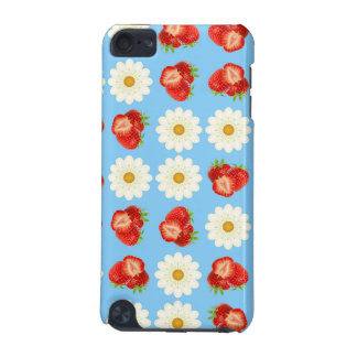 Strawberries and daisies iPod touch 5G cover