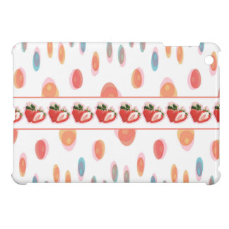 Strawberries Case For The iPad Mini