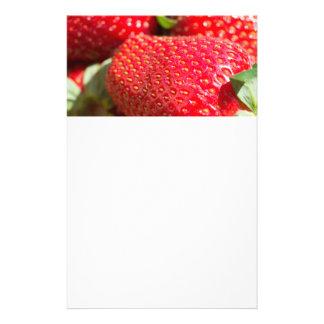 Strawberries Flyer