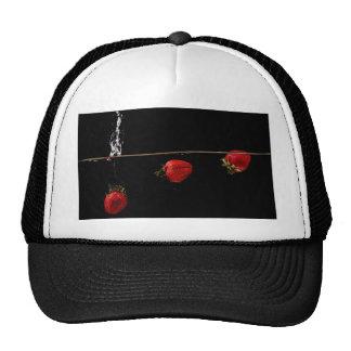Strawberries in Water Hat