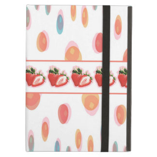Strawberries iPad Air Case