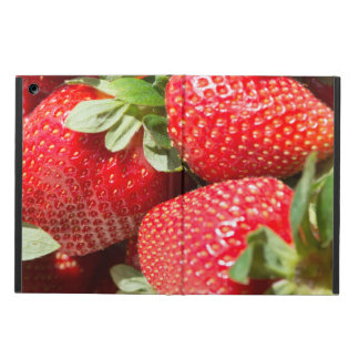 Strawberries iPad Air Cover