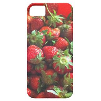 Strawberries iPhone 5 Case
