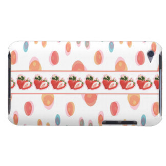 Strawberries iPod Touch Case-Mate Case