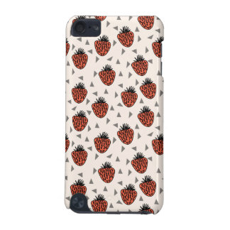 Strawberries Strawberry - Red Tri / Andrea Lauren iPod Touch 5G Case