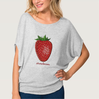 Strawberries --summer top