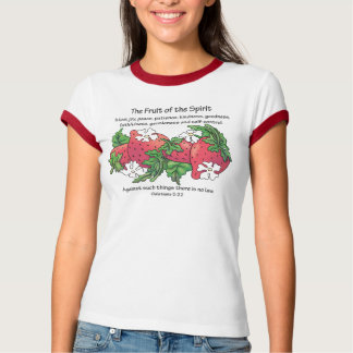 Strawberries, The Fruit of the Spirit Shirts