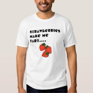 Strawberries Tshirt