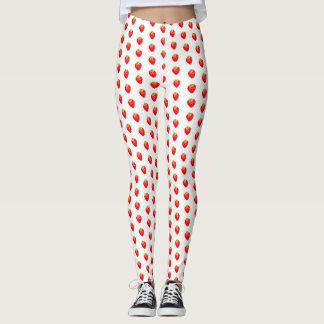 Strawberrry Leggings