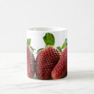 strawberry #4 mug