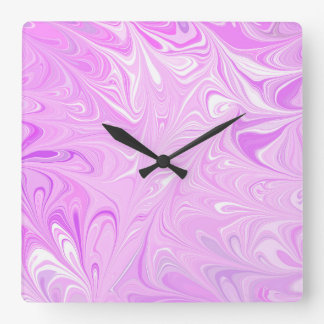 Strawberry and Cream Wall Clock