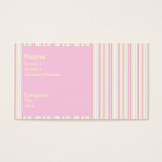Strawberry Banana Business Card