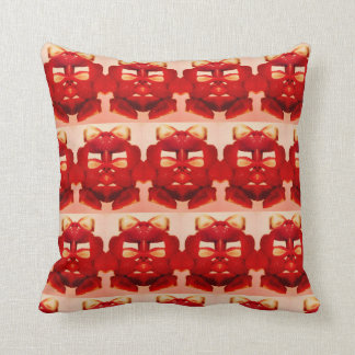 Strawberry Betty Bulldog Cushion