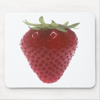 Strawberry big red mousepad