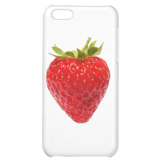 Strawberry Case For iPhone 5C
